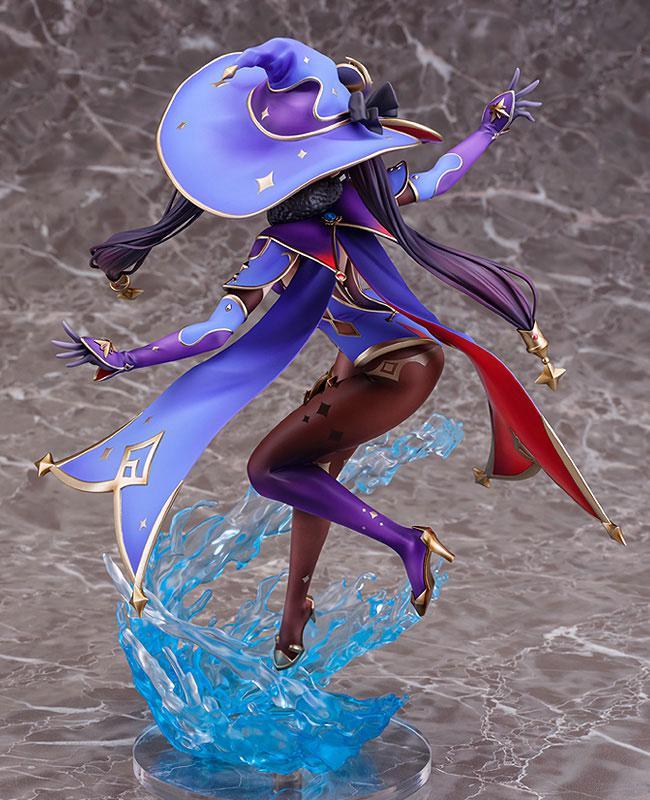"Genshin Impact ""Astral Reflection"" Mona 1/7 Complete Figure"