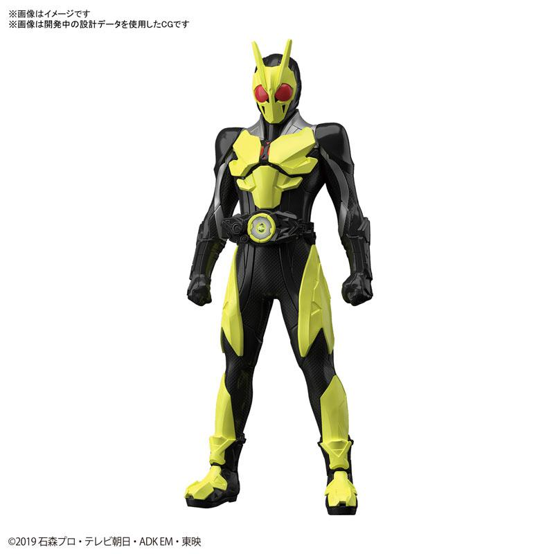 "ENTRY GRADE Kamen Rider ZERO-ONE Rising Hopper Plastic Model ""Kamen Rider ZERO-ONE"" main"