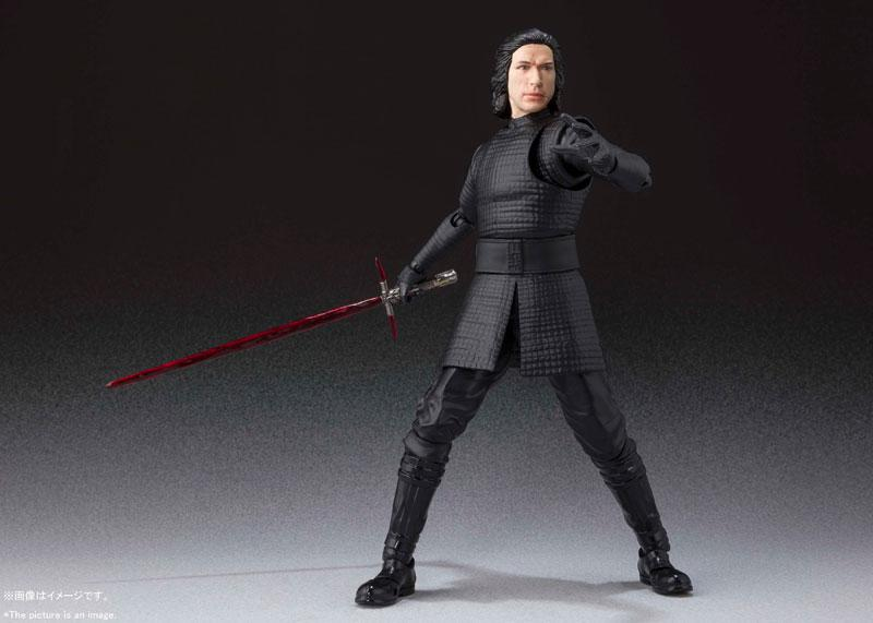 S.H.Figuarts Kylo Ren (STAR WARS: The Rise of Skywalker)