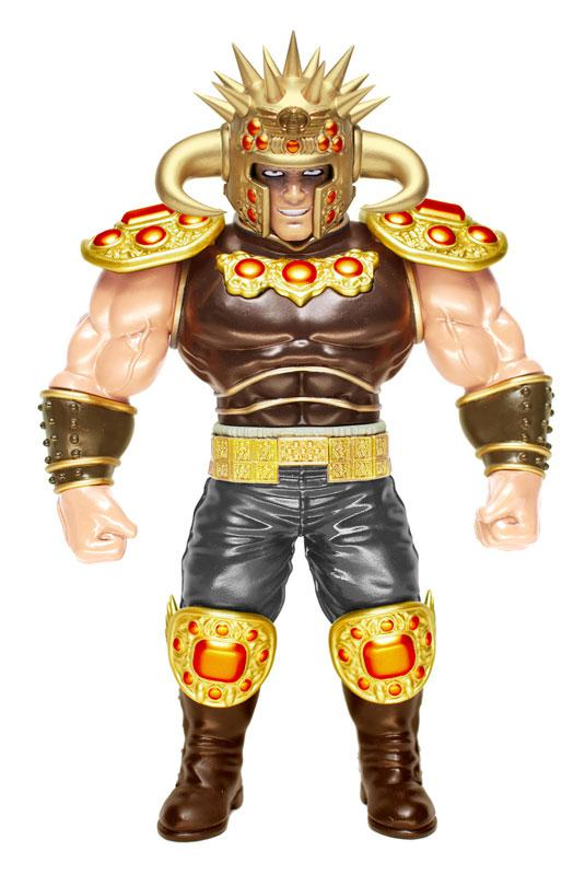 Japan Sofubi Series Fist of the North Star Vol.1 Raoh Original Color Ver. Complete Figure product