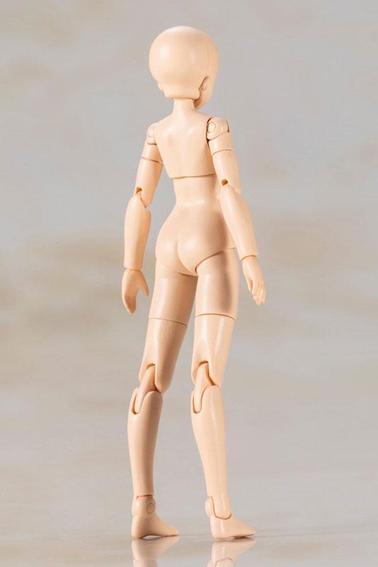 Frame Arms Girl Hand Scale Prime Body Plastic Model 0