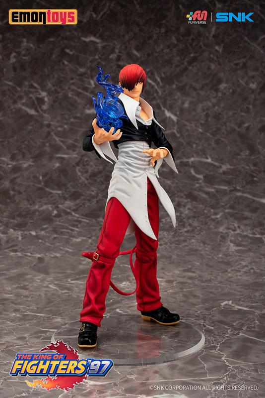 THE KING OF FIGHTERS'97 Iori Yagami 1/8 Complete Figure product
