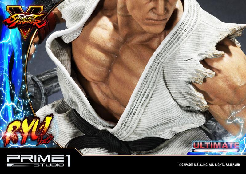 Premium Master Line Street Fighter V Ryu Ultimate 1/4 Statue 5