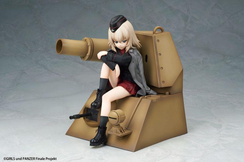 Girls und Panzer das Finale Erika Itsumi Complete Figure product