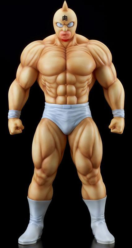 Kinnikuman 40cm Big Sofubi Figure Series Kinnikuman (White Boxers Ver.)
