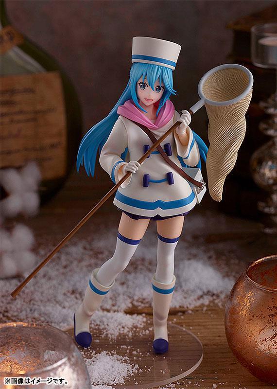POP UP PARADE KonoSuba: God's Blessing on this Wonderful World! Kurenai Densetsu Aqua Winter Ver. Complete Figure product