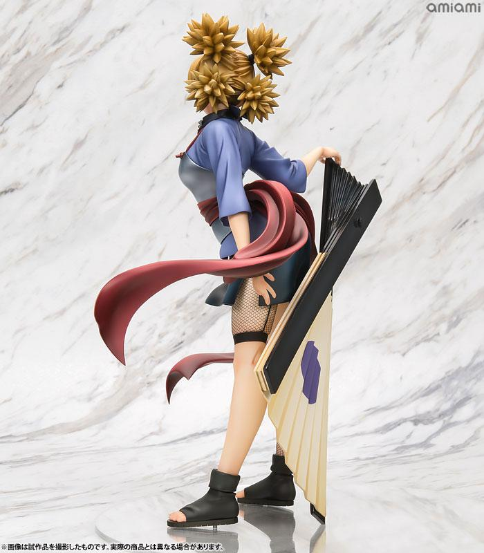 NARUTO Gals NARUTO Shippuden Temari Complete Figure