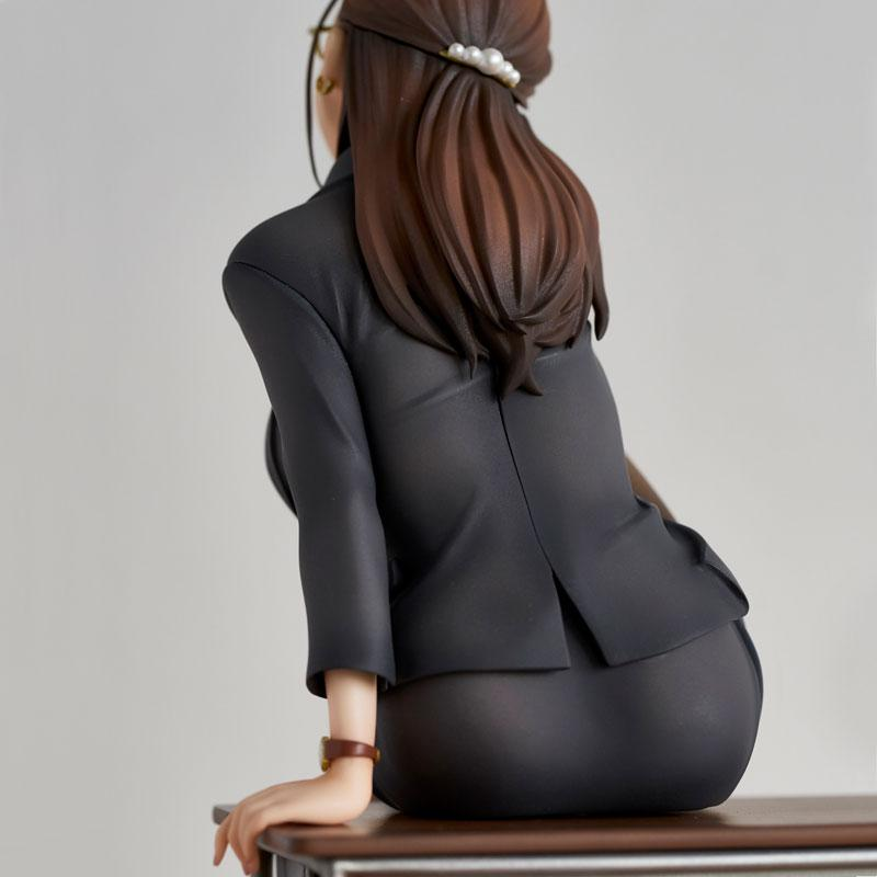 Miru Tights Gogatsubyou? Sensei ga Naoshite Ageyokka? Yuiko Sensei Complete Figure 14