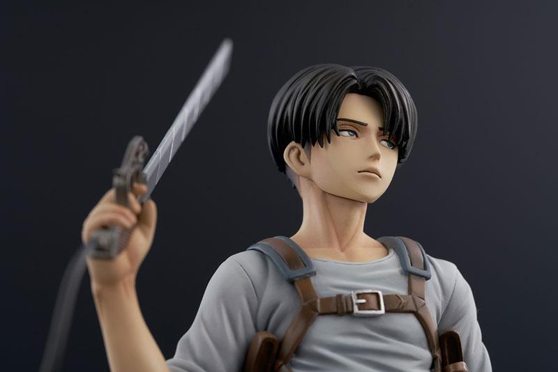 BRAVE-ACT Attack on Titan Levi -ver.2B- 1/8 Complete Figure