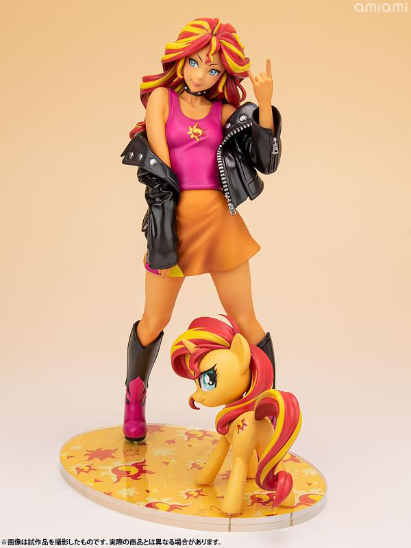 MY LITTLE PONY Bishoujo SunSet Shimmer 1/7 Complete Figure product