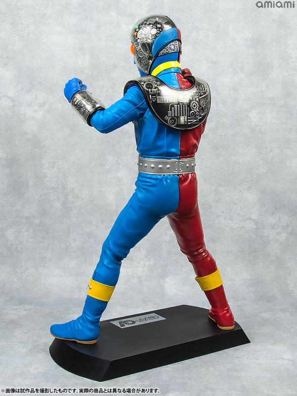 Ultimate Article Artificial Human Kikaider Kikaider 01 Complete Figure