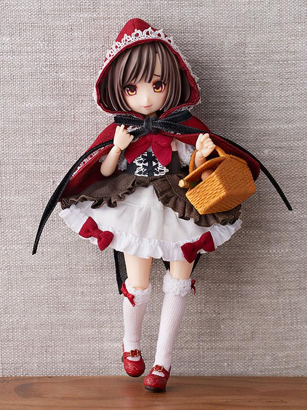 [Exclusive Sale] PARDOLL Little Red Riding Hood Posable Figure main