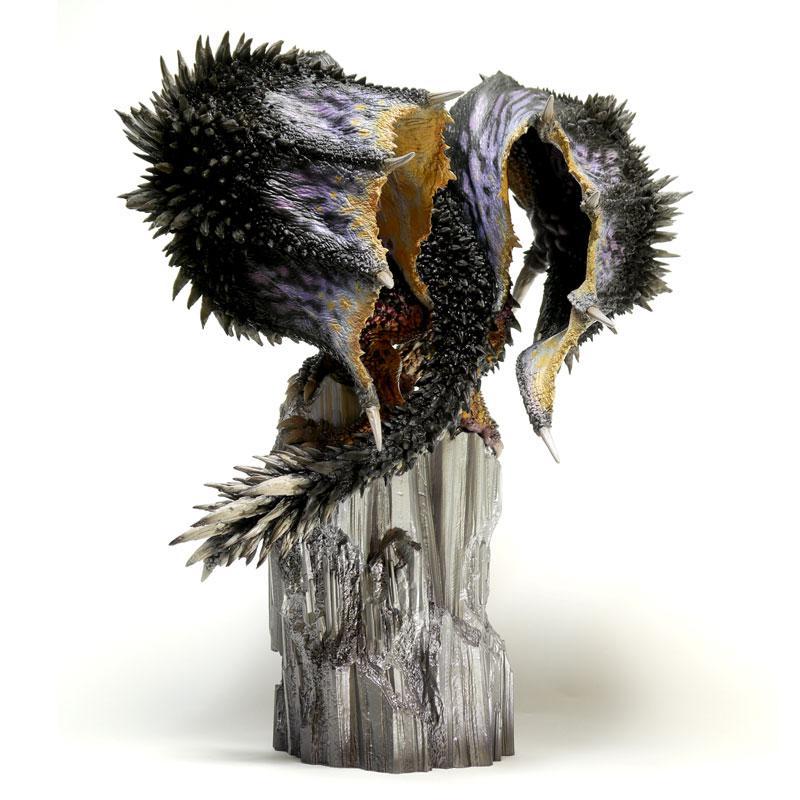 Capcom Figure Builder Creator's Model Extinction Dragon Nergigante Complete Figure