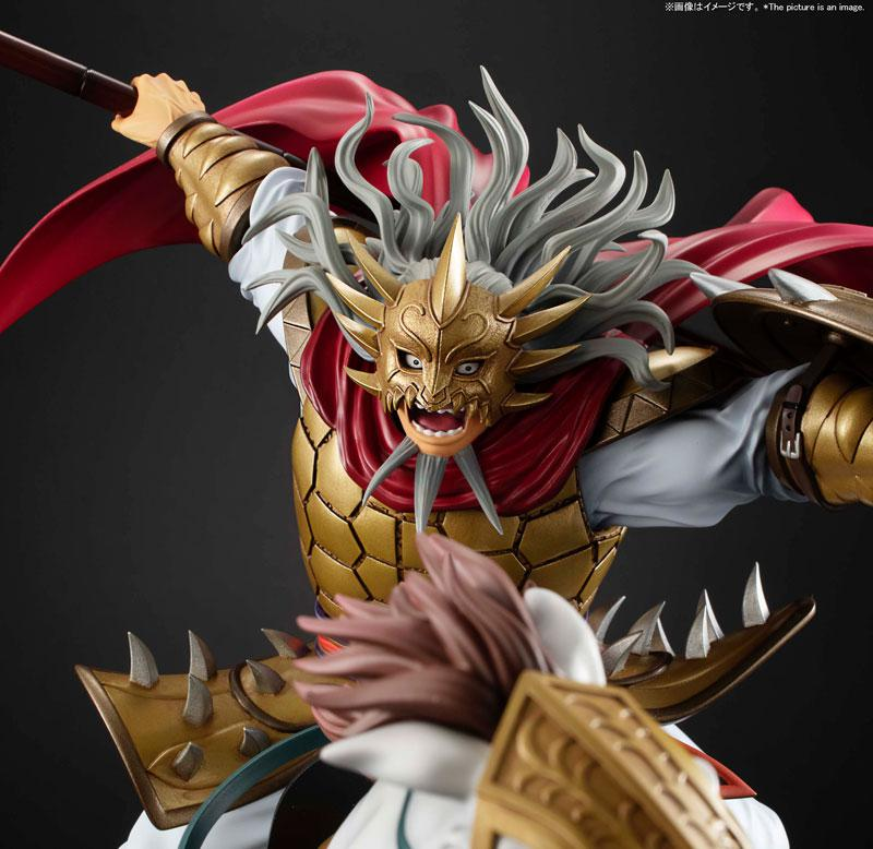 "Figuarts ZERO Hyoukou ""Kingdom"" product"