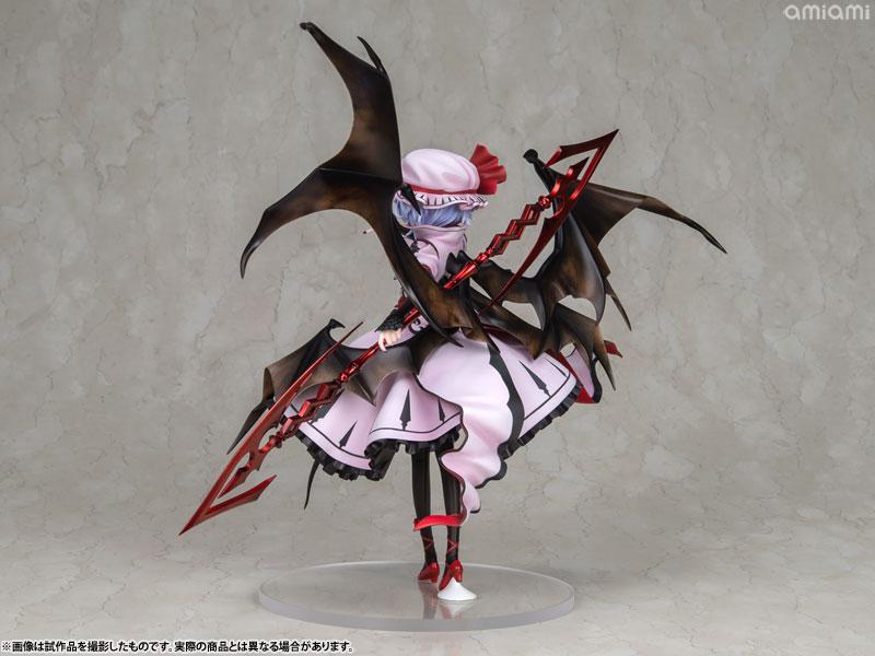 Touhou Project - Remilia Scarlet [Koumajou Densetsu Ver.] 1/8 Complete Figure 2