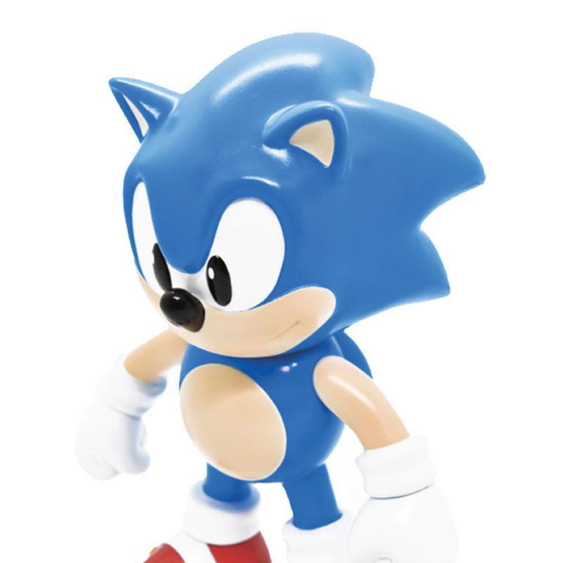 SOFVIPS Sonic the Hedgehog Complete Figure