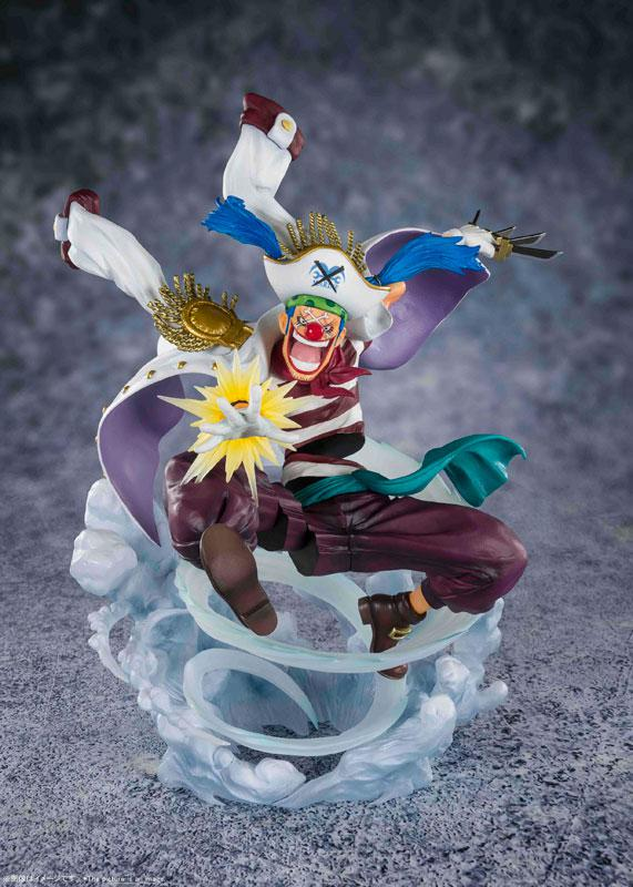 "Figuarts ZERO [EXTRA BATTLE] Buggy the Clown -Choujou Kessen- ""ONE PIECE"" product"