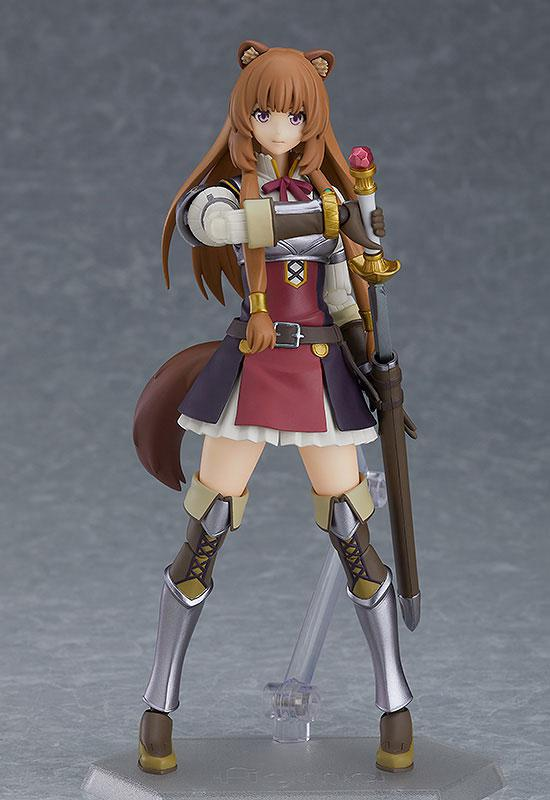 figma The Rising of the Shield Hero Raphtalia main