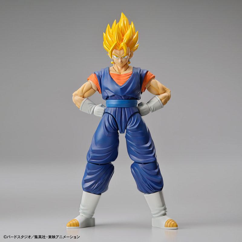 "Figure-rise Standard Super Saiyan Vegito (Renewal Ver.) Plastic Model ""Dragon Ball Z"" 2"