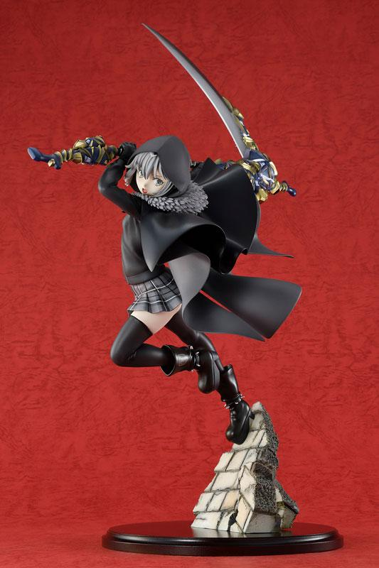 Lord El-Melloi II no Jikenbo -Mystic Eyes Collection Train Grace note- Gray 1/8 Complete Figure