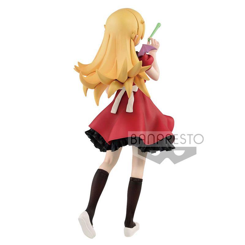 Nisio Isin Anime Project Monogatari Series EXQ Figure -Shinobu Oshino- EXCLUSIVE LINES (Game-prize)