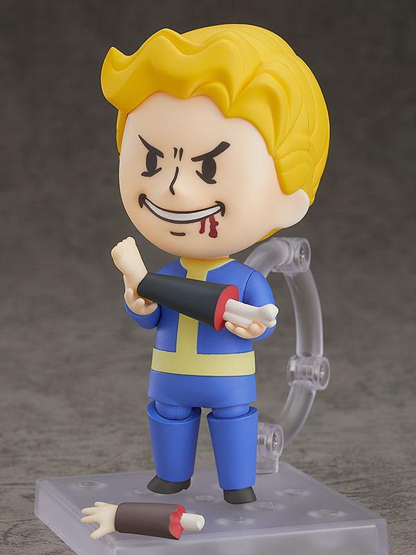 Nendoroid Fallout Vault Boy 1