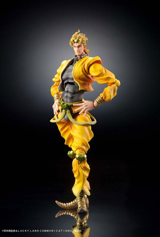 Super Action Statue JoJo's Bizarre Adventure Part.III DIO 0
