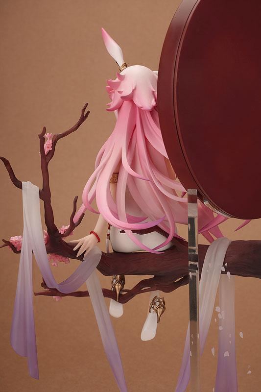Houkai 3rd Sakura Yae Chinese Dress Ver. 1/8 Complete Figure