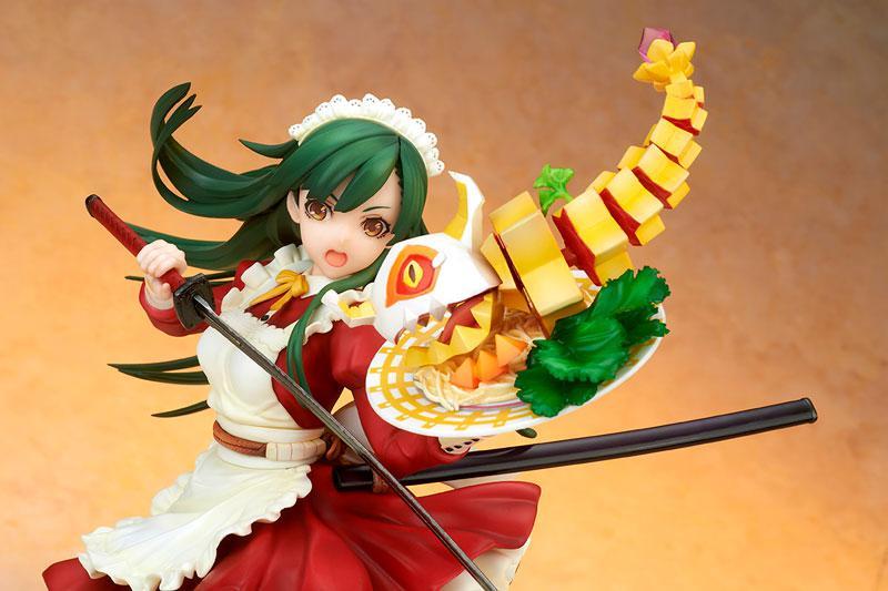 7th Dragon 2020-II Samurai (Katanako) Maid Style Event Exclusive Extra Color 1/7 Complete Figure 4