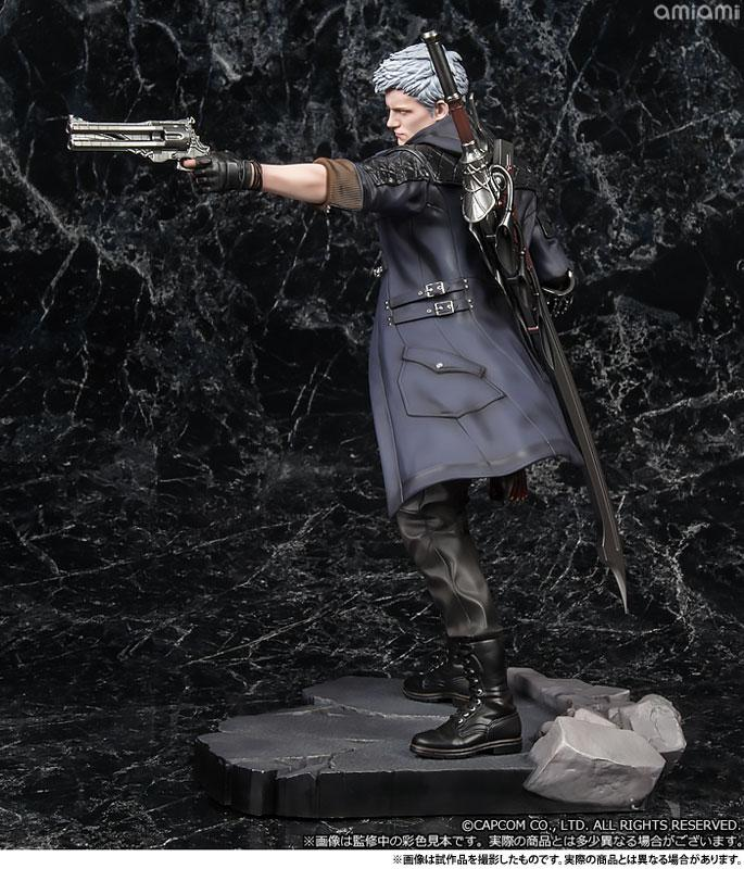 ARTFX J Devil May Cry 5 Nero 1/8 Complete Figure