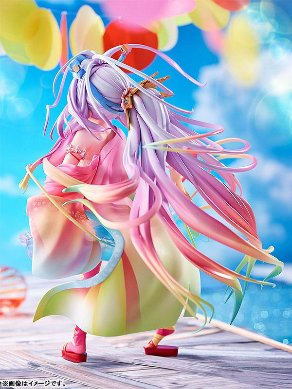No Game No Life Shiro Summer Season Ver. 1/7 Complete Figure