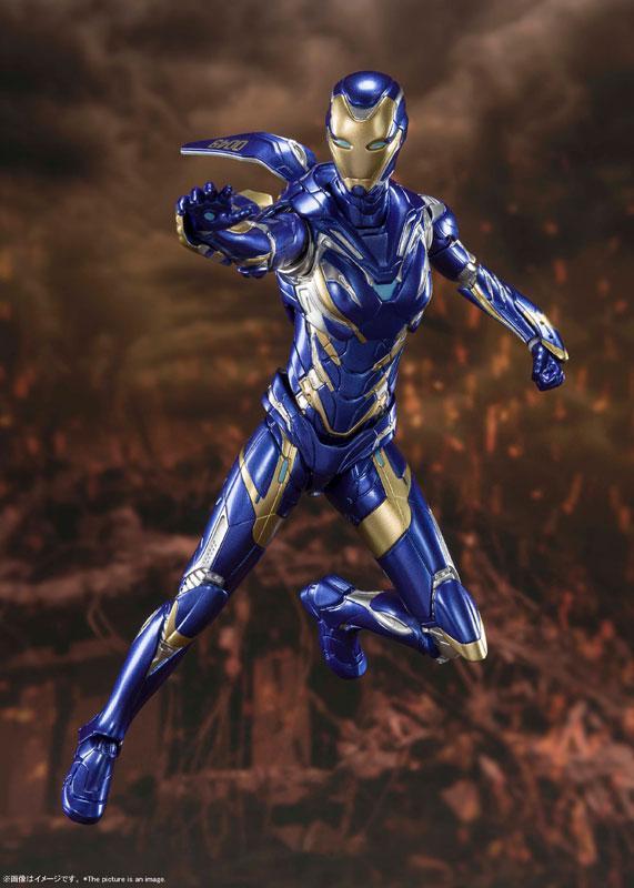 S.H.Figuarts Rescue Armor (Avengers: Endgame) 2