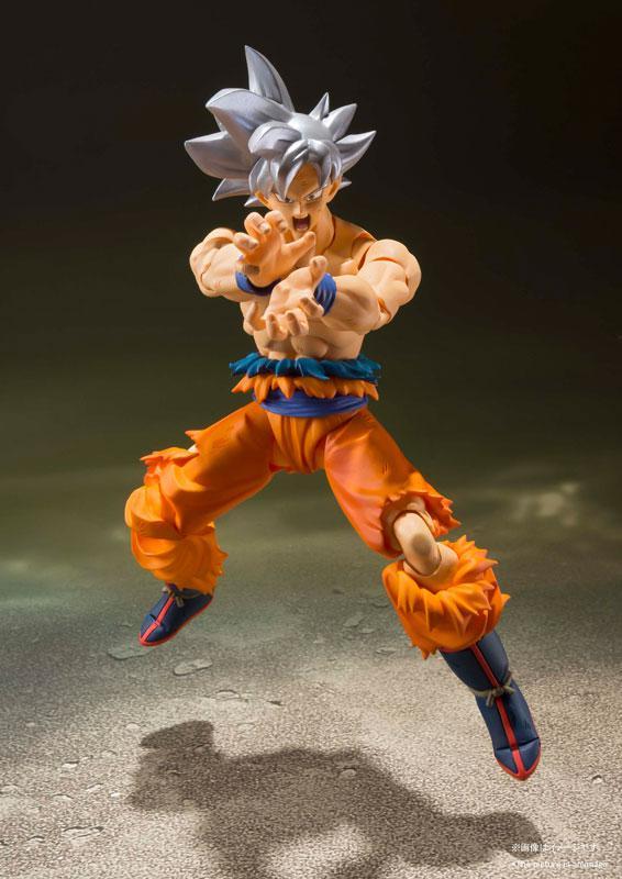 "S.H.Figuarts Son Goku Ultra Instinct ""Dragon Ball Super"" 1"