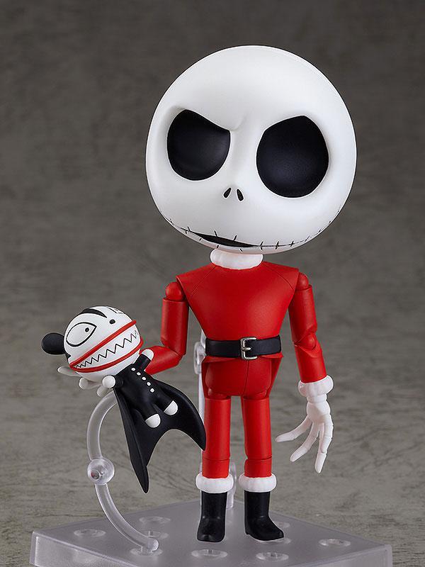 Nendoroid The Nightmare Before Christmas Jack Skellington Sandy Claws Ver.