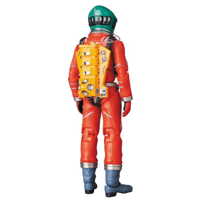"MAFEX No.110 MAFEX SPACE SUIT GREEN HELMET & ORANGE SUIT Ver. ""2001: a space odyssey"""