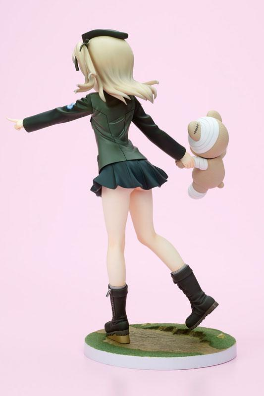 DreamTech Girls und Panzer Alice Shimada [Panzer Jacket Ver.] 1/8 Complete Figure 0