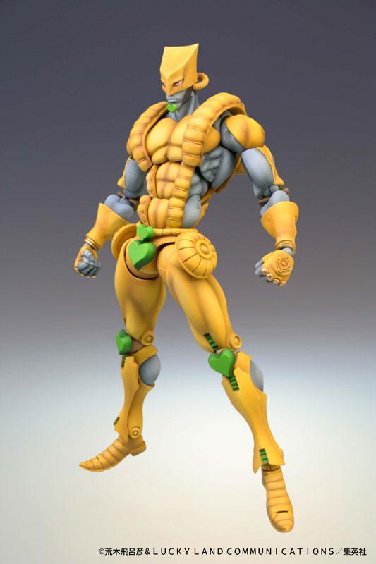 Super Action Statue JoJo's Bizarre Adventure Part.III The World main