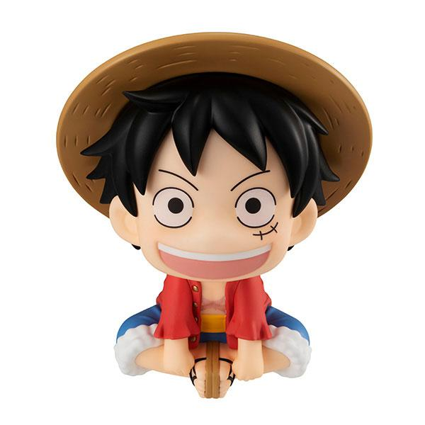 LookUp ONE PIECE Monkey D. Luffy Complete Figure product