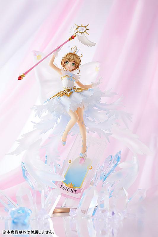 Cardcaptor Sakura: Clear Card Sakura Kinomoto Hello Brand New World 1/7 Complete Figure 7