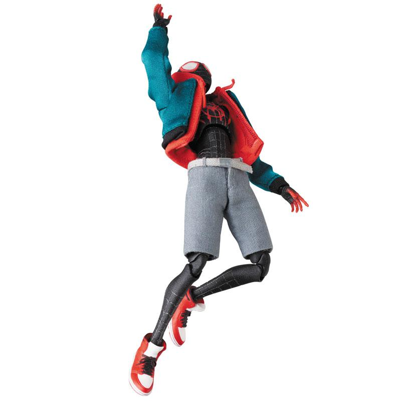 "MAFEX No.107 MAFEX SPIDER-MAN (Miles Morales) (""SPIDER-MAN: INTO THE SPIDER-VERSE"" Ver.) 7"