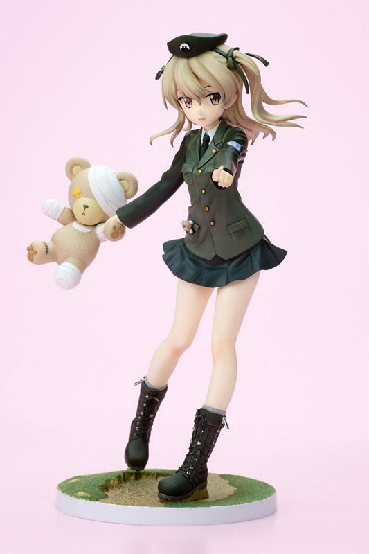 DreamTech Girls und Panzer Alice Shimada [Panzer Jacket Ver.] 1/8 Complete Figure main