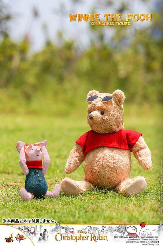 "Movie Masterpiece ""Christopher Robin"" Pooh"