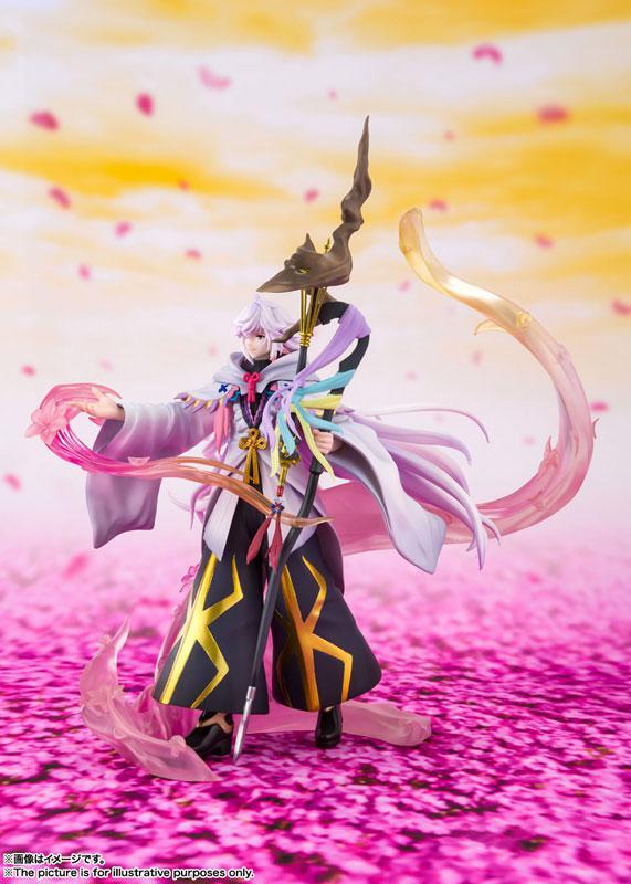 "Figuarts ZERO Flower Magician Merlin ""Fate/Grand Order -Demonic Battlefront: Babylonia-"" product"