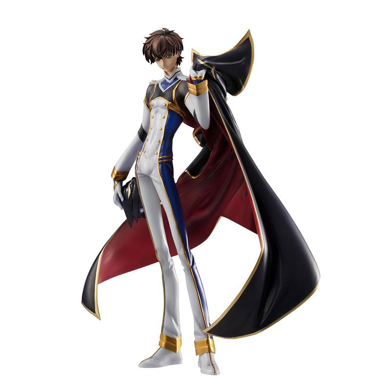G.E.M. Series Code Geass Re;surrection Suzaku Kururugi Pilot Ver. Complete Figure product