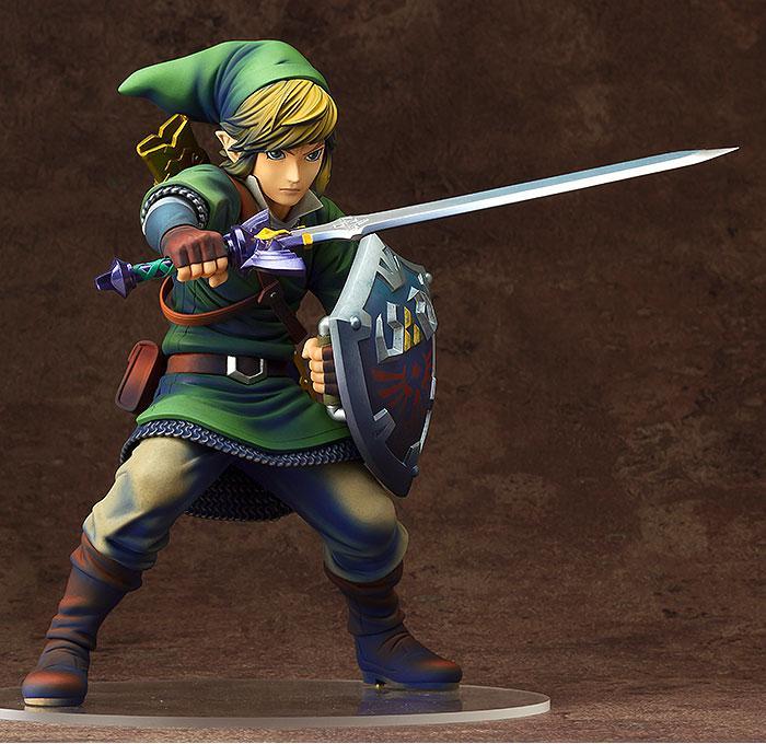 The Legend of Zelda Skyward Sword Link 1/7 Complete Figure product