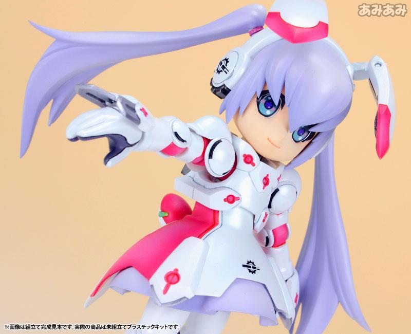 Ichigeki Sacchu!! HoiHoi-san LEGACY 1/1 DG-001LN Usagear Plastic Model 7