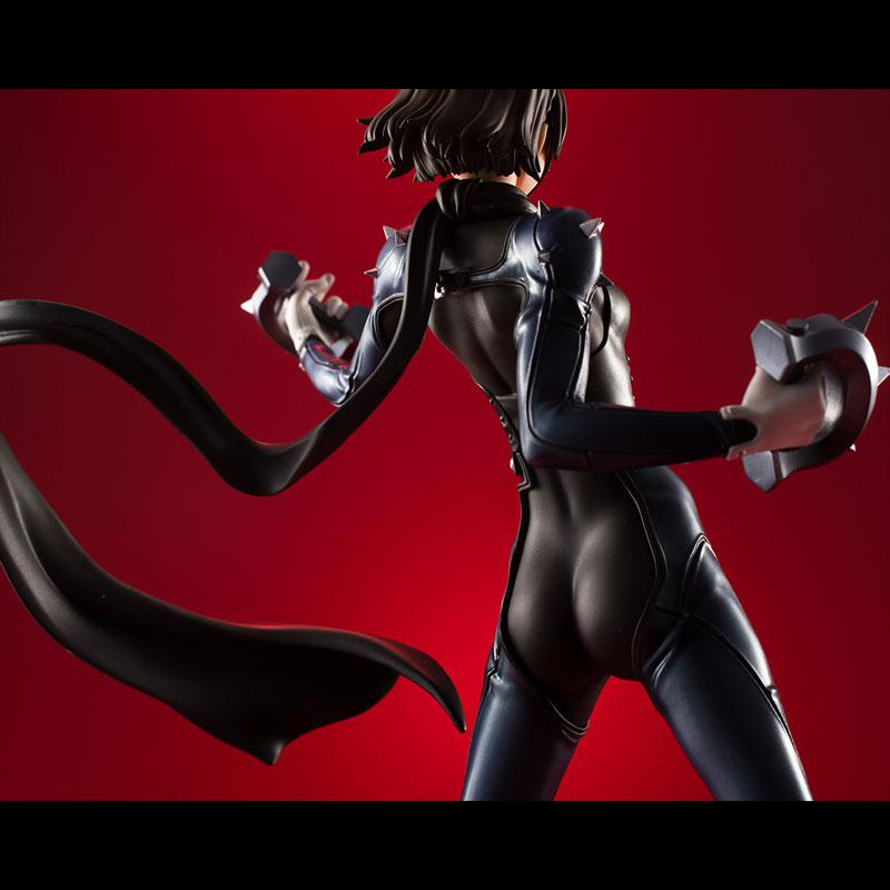 Lucrea Persona 5 The Royal Makoto Niijima Complete Figure