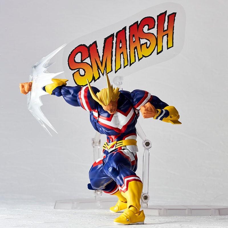 Figure Complex Amazing Yamaguchi No.019 My Hero Academia All Might 15