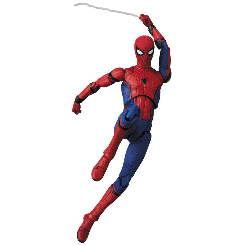 "MAFEX No.103 MAFEX SPIDER-MAN (HOMECOMMING Ver.1.5) ""SPIDER-MAN HOMECOMMING"" product"