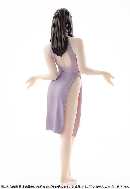 PLAMAX Naked Angel 1/20 Aika Yumeno Plastic Model 0